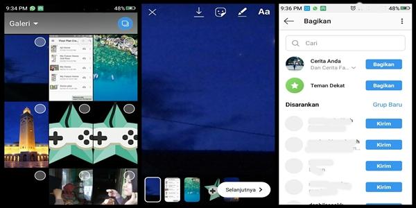 Cara Menambah Instagram Story Lebih Dari Satu (4 Langkah)