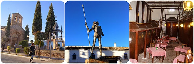 Dica de Viagem : Espanha : Puerto Lapice