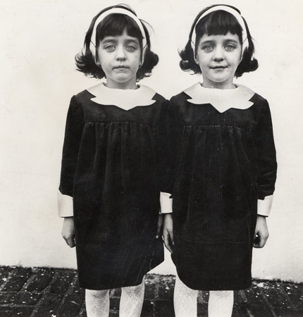 Twins by Diane Arbus