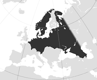 """Mio ritocco (sic) dalla voce di Wikipedia in inglese sul concetto di Lebensraum. Crediti per l'immagine: Hayden120 - """"Utopia: The 'Greater Germanic Reich of the German Nation'"""". Institut für Zeitgeschichte. München - Berlin. 1999."""