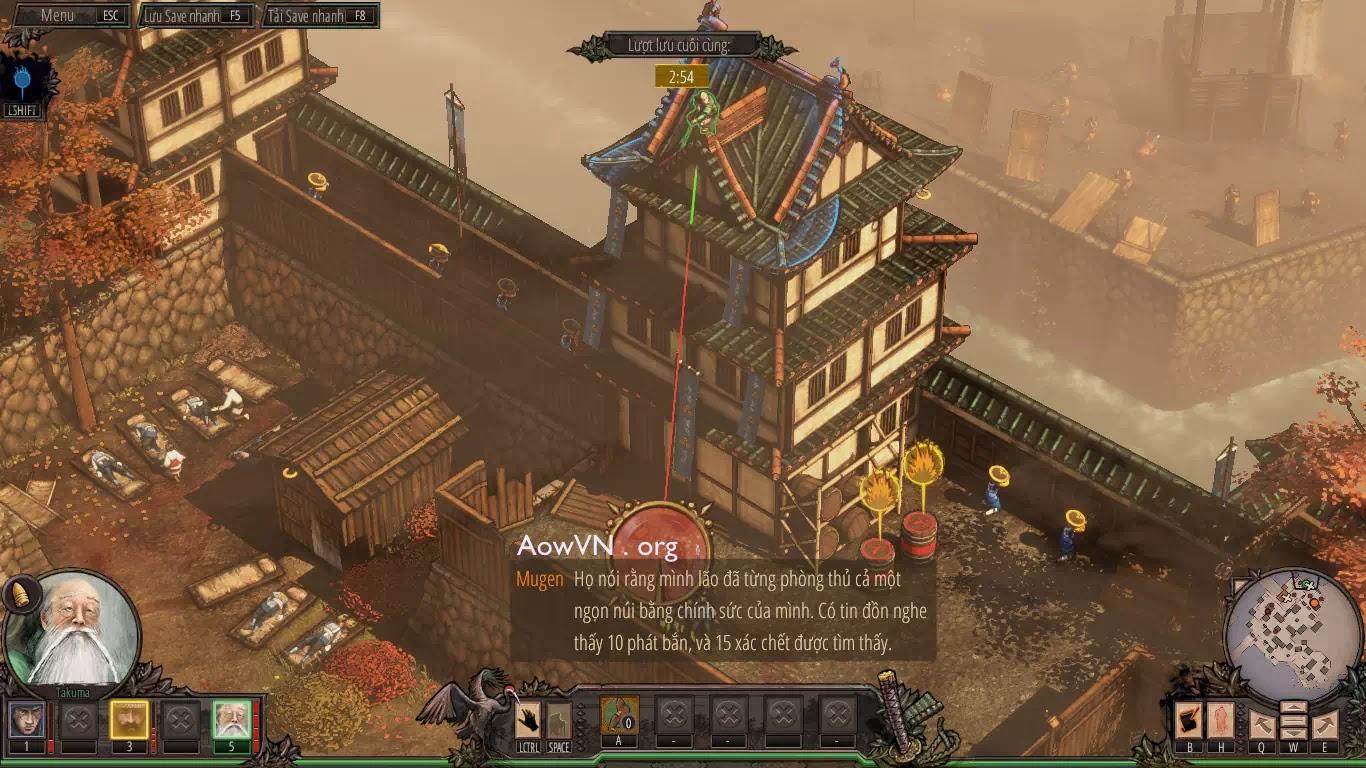 AowVN.org minz%2B%252813%2529 - [ PC 64Bit ] Shadow Tactics: Blades of the Shogun Việt Hoá | Siêu Phẩm Game tuyệt hay