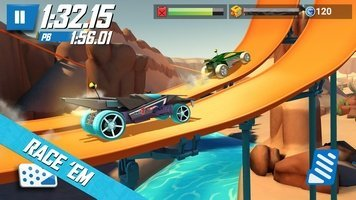 Game Hot Wheels Race Off