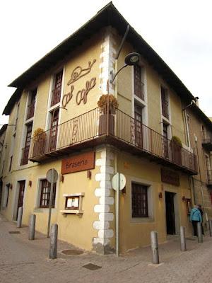 Restaurante Cal Cofa en Llivia
