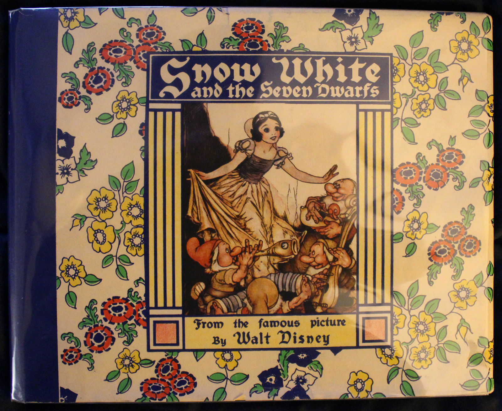 Filmic Light - Snow White Archive: 1938 Grosset & Dunlap ...