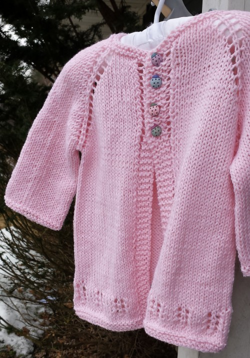 Little Ava - Free Pattern