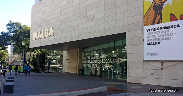 Museu de Arte Latino-Americana de Buenos Aires - Malba