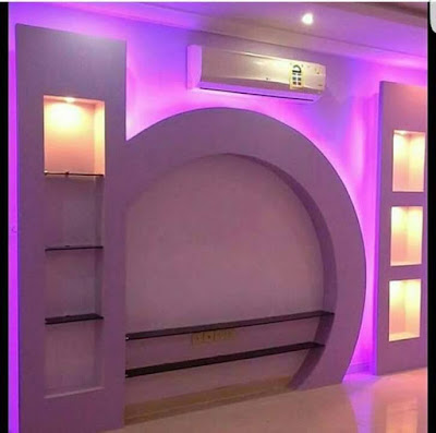 Dwell Of Decor 30 Popular Custom Gypsum Board Tv Units That People Choose