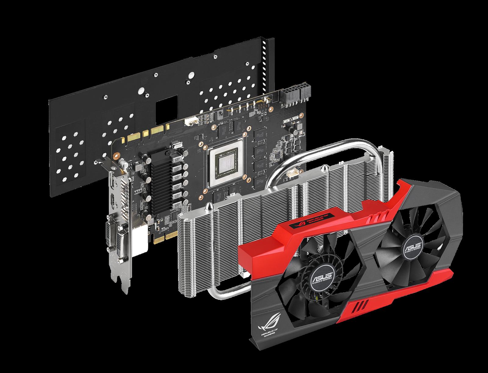 ASUS Republic of Gamers Announces Striker GTX 760 Platinum Gaming Graphics Card 3