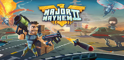 Major Mayhem 2 Apk + Mod (Infinite Money) v1.11.2018101722 Offline - Download Game Mod Offline Terbaru Update Setiap Hari -