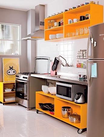 A cozinha dos meus sonhos