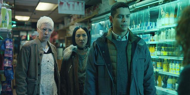 Los Lunes Seriéfilos Russian Doll Lizzy, Maxine y Alan