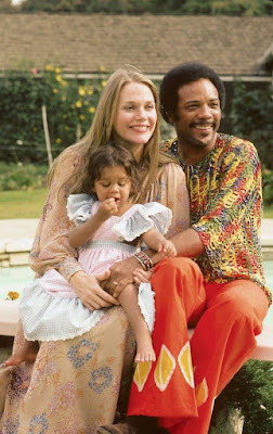 Família bonito fotos de Peggy Lipton