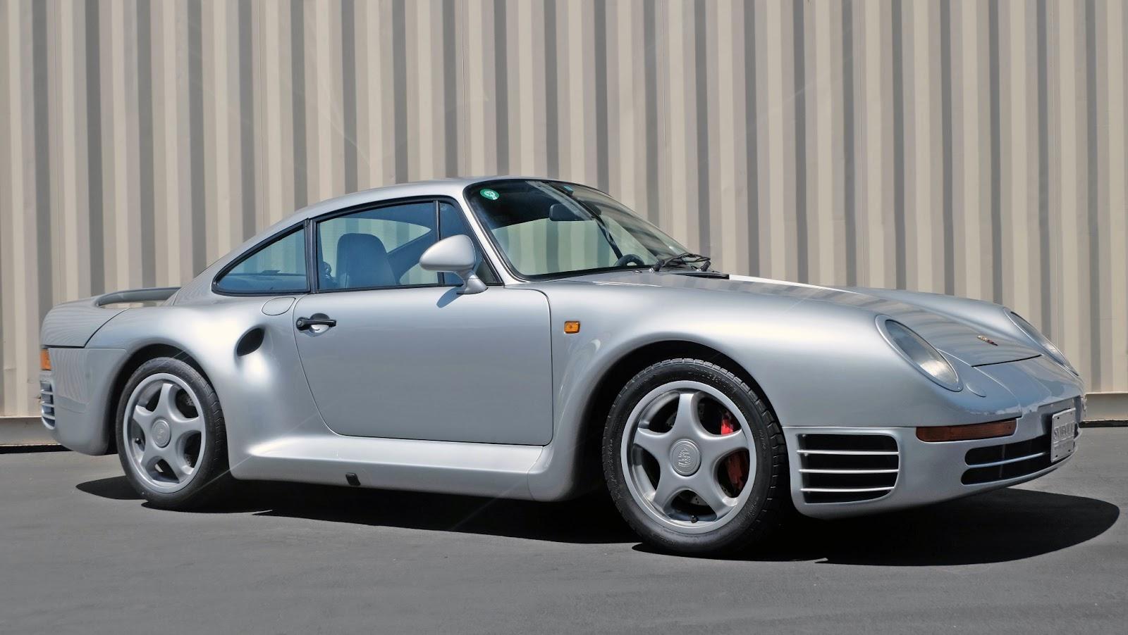 Porsche New Car Maintenance