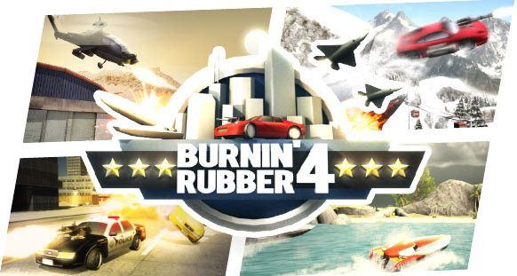 Burnin Rubber 4