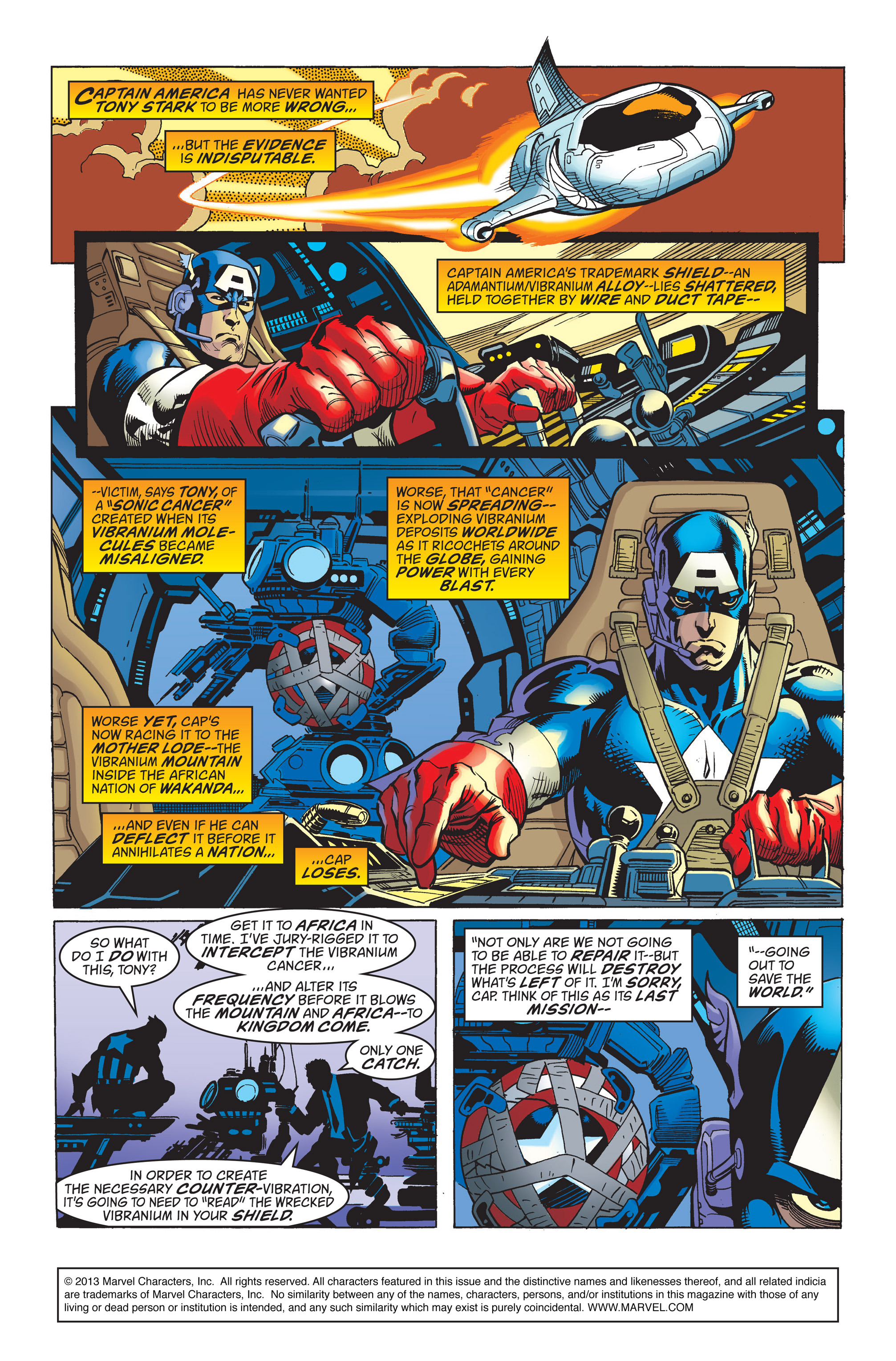 Captain America (1998) Issue #22 #28 - English 2