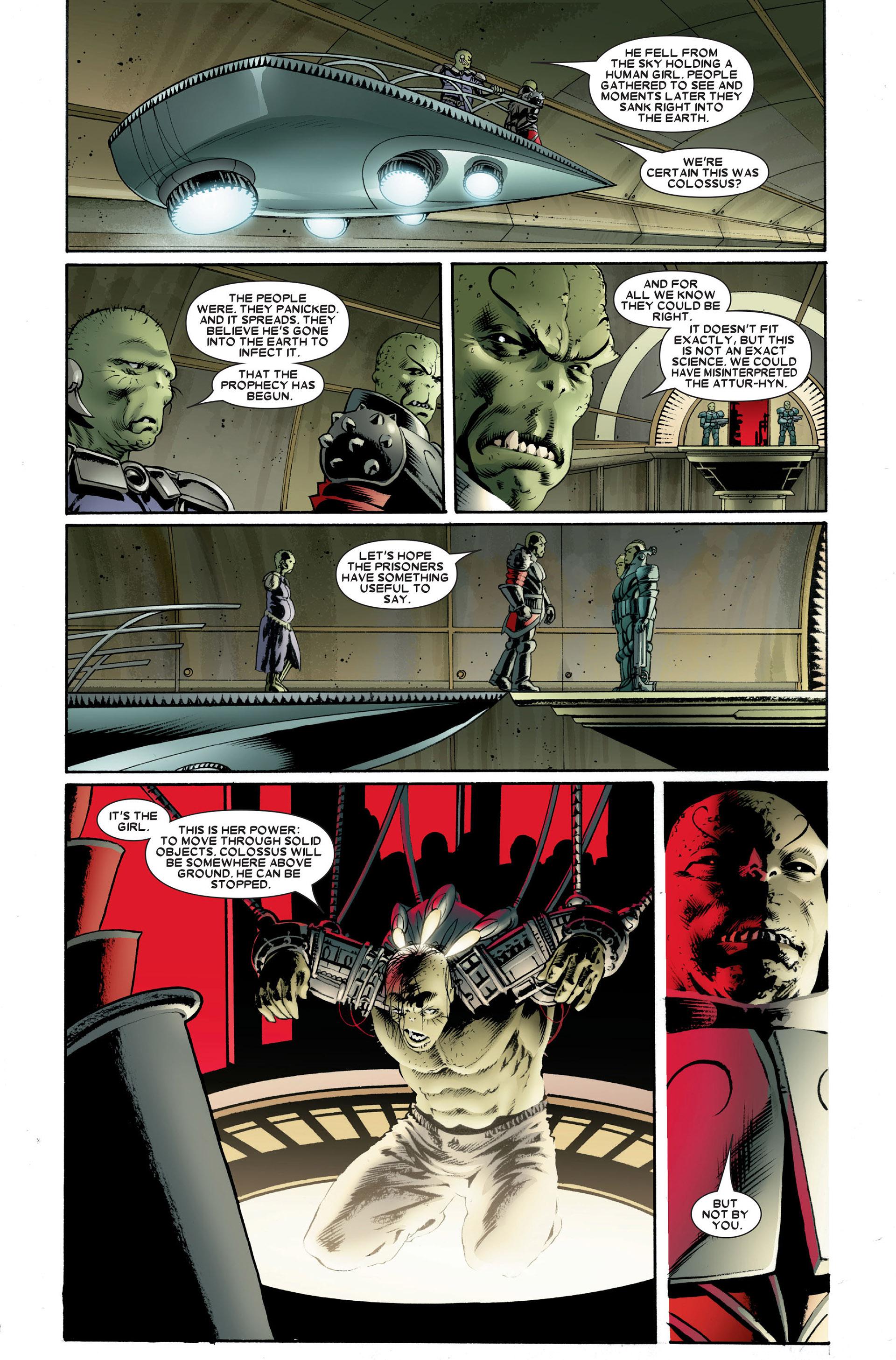 Read online Astonishing X-Men (2004) comic -  Issue #20 - 17