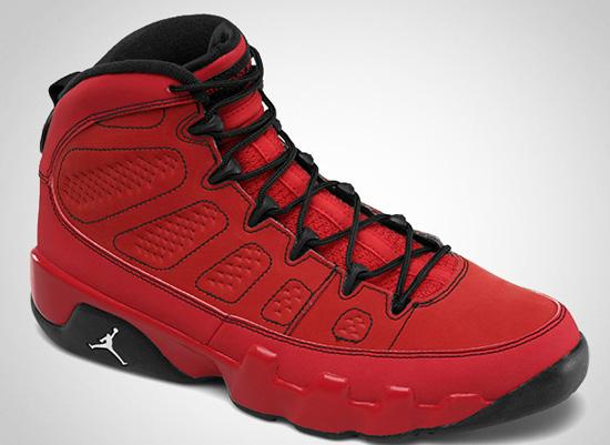 5e6650b7f6e410 Air Jordan 9 Retro