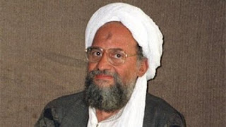 زعيم تنظيم القاعدة يبث رسالة تحرض العناصر المتطرفة على حمل السلاح