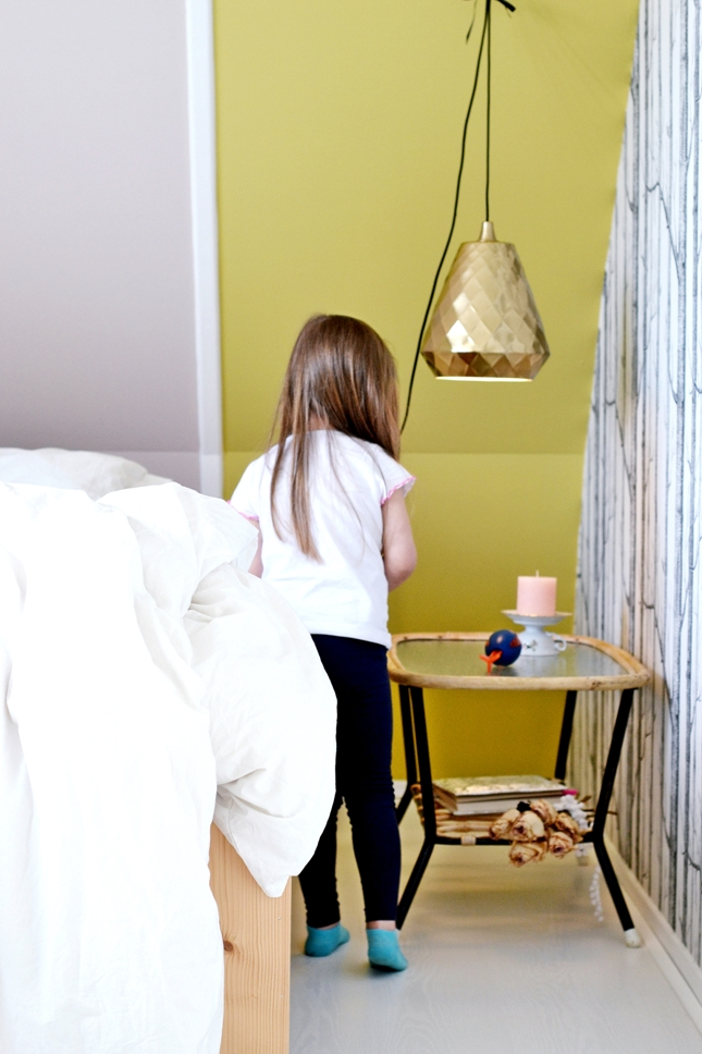 FRIVOLE: ☆ Frivole pink and yellow bedroom #1 Cole & Son woods ...