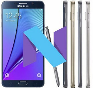 Cara Flash Samsung Galaxy Note 5 SM-N920L via Odin, Tested Sukses 100%