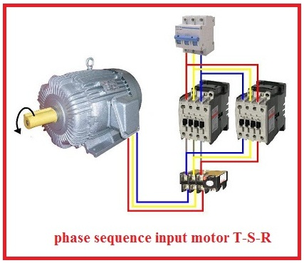 Electrical and Electronics Engineering: Forward Reverse Three Phase on 3 phase motor control diagrams, 3 phase star delta motor connection diagram, forward and reverse motor starter wiring diagram, 3 phase motor wiring reverse contactor,