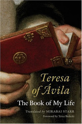 Amber the Blonde Writer - Teresa of Avila The Book of My Life