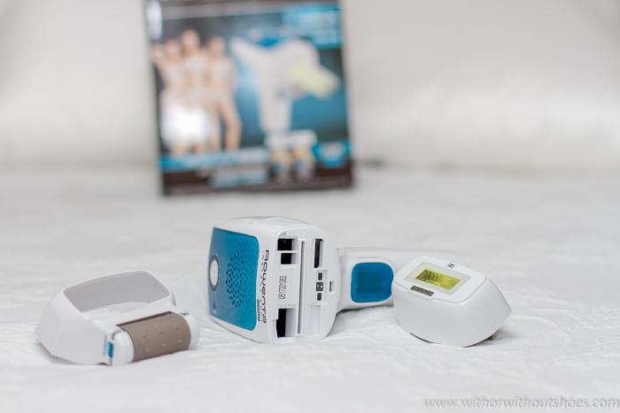 donde comprar Sistemas sencillos comodos para aplicar en casa depilacion definitiva luz pulsada