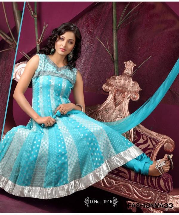 fashion amp style anarkali indian umbrella frock new latest