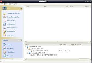 Cara mudah convert kaset ps1 menjadi file image(ISO) untuk emulator psx menggunakan Alcohol 120%