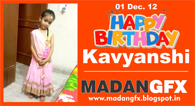 Happy Birthday Kavyansh