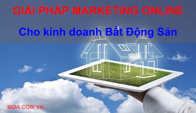 Giải pháp digital marketing cho bất động sản