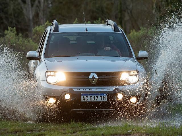 Renault faz recall de Duster e Duster Oroch 2016 a 2019