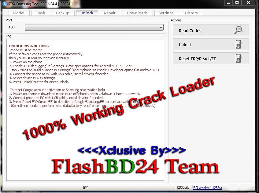 Hwk samsung tool crack software
