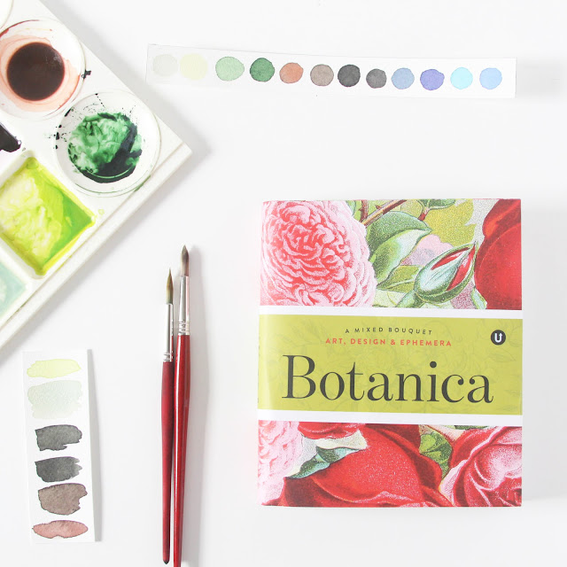 Botanica, UPPERCASE Publishing, UPPERCASE Encyclopedia of Inspiration, Anne Butera, My Giant Strawberry