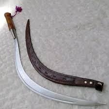 senjata-tradisional-Arit-sabit-cerulit-dari-provinsi-bali