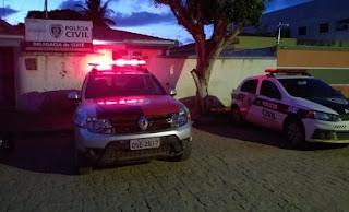 Homem é esfaqueado e acusado é preso em Cuité