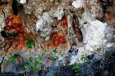Hasil gambar untuk Situs Purbakala Tapurarang, Fakfak