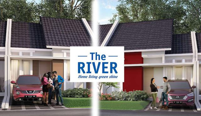 The River Parung Panjang - Cluster Perumahan Terbaru Bogor Rp. 247 jutaan