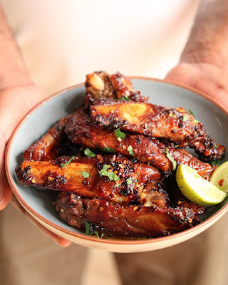How to Make Honey Pork Ribs 7
