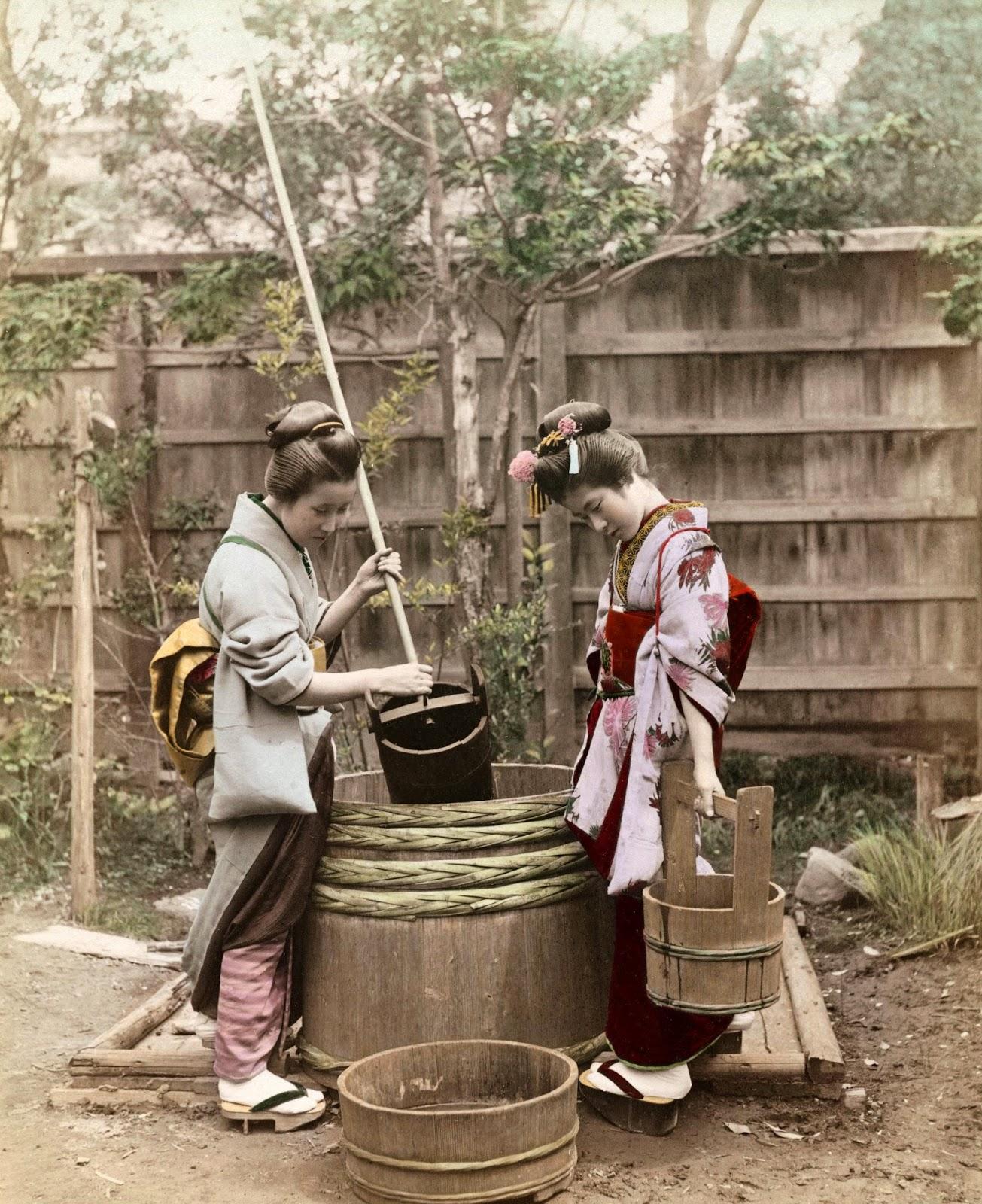 History In Photos: Vintage Japan