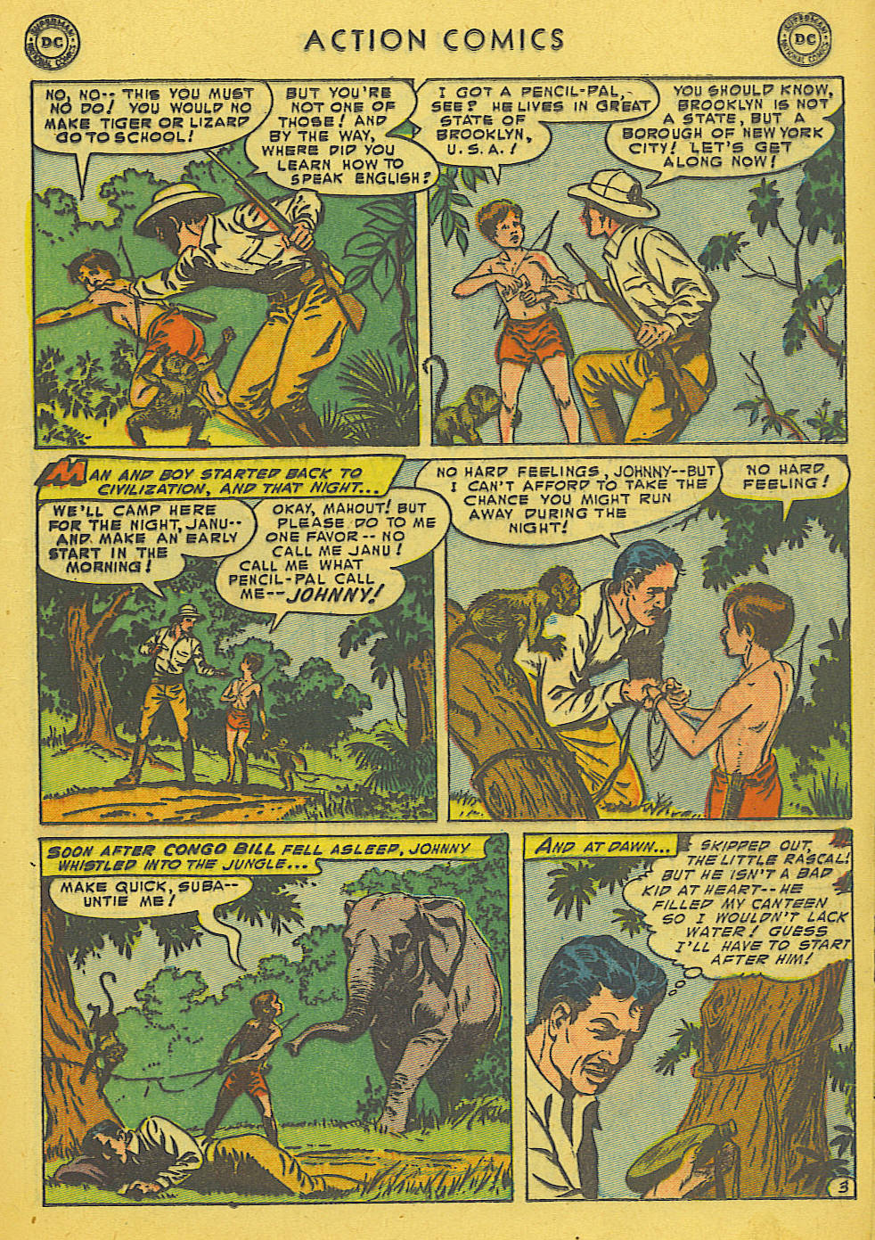 Action Comics (1938) 191 Page 18