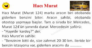 Hacı Murat - Karışık Fıkralar - Komikler Burada