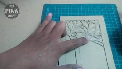 Cara Membuat Lampu Hias dari Kertas Karton Mudah Unik dan Sederhana