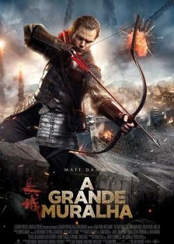 Capa do Filme A Grande Muralha