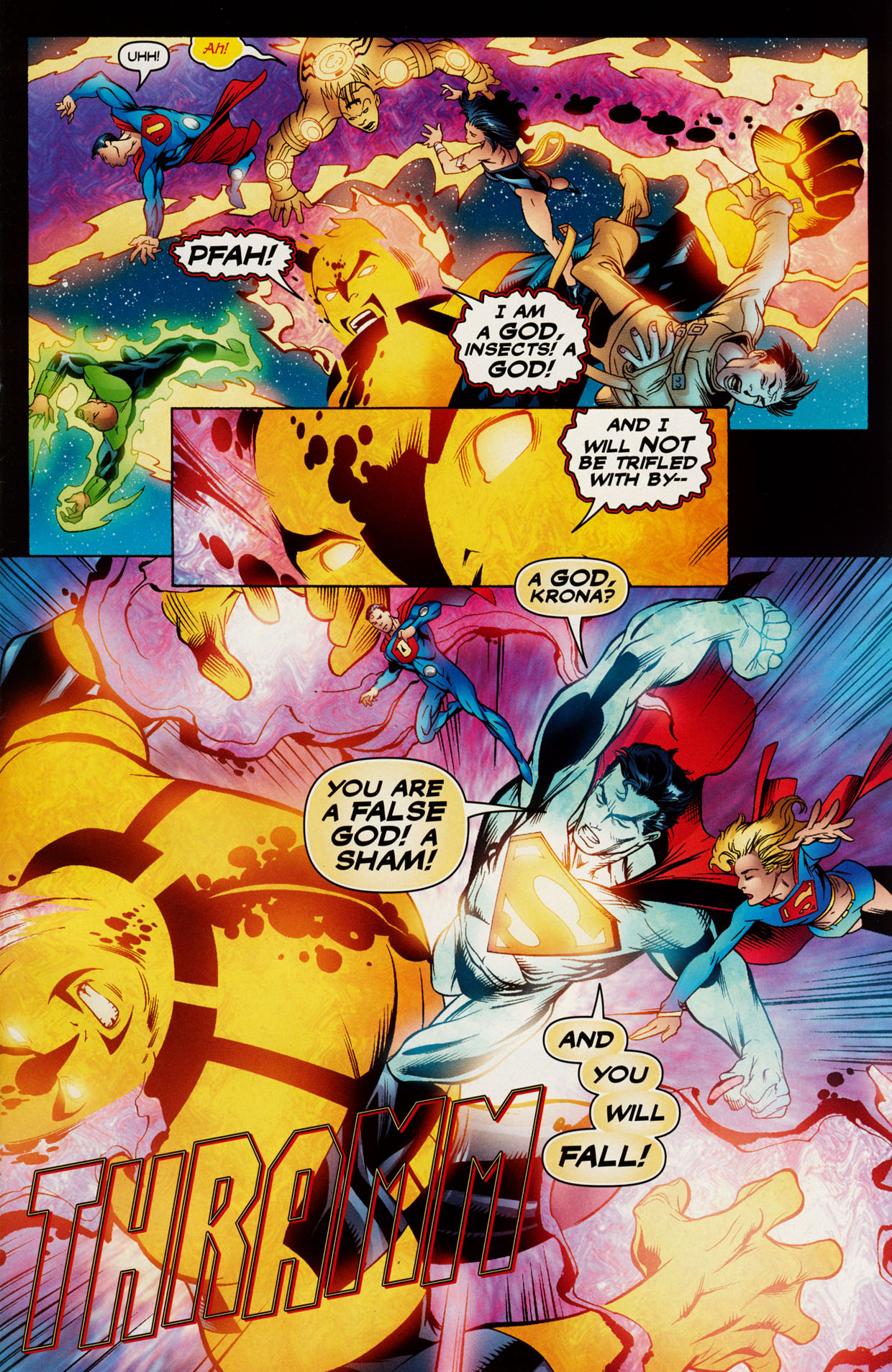 Read online Trinity (2008) comic -  Issue #48 - 5