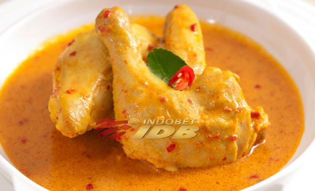 Resep Makan Gulai Ayam
