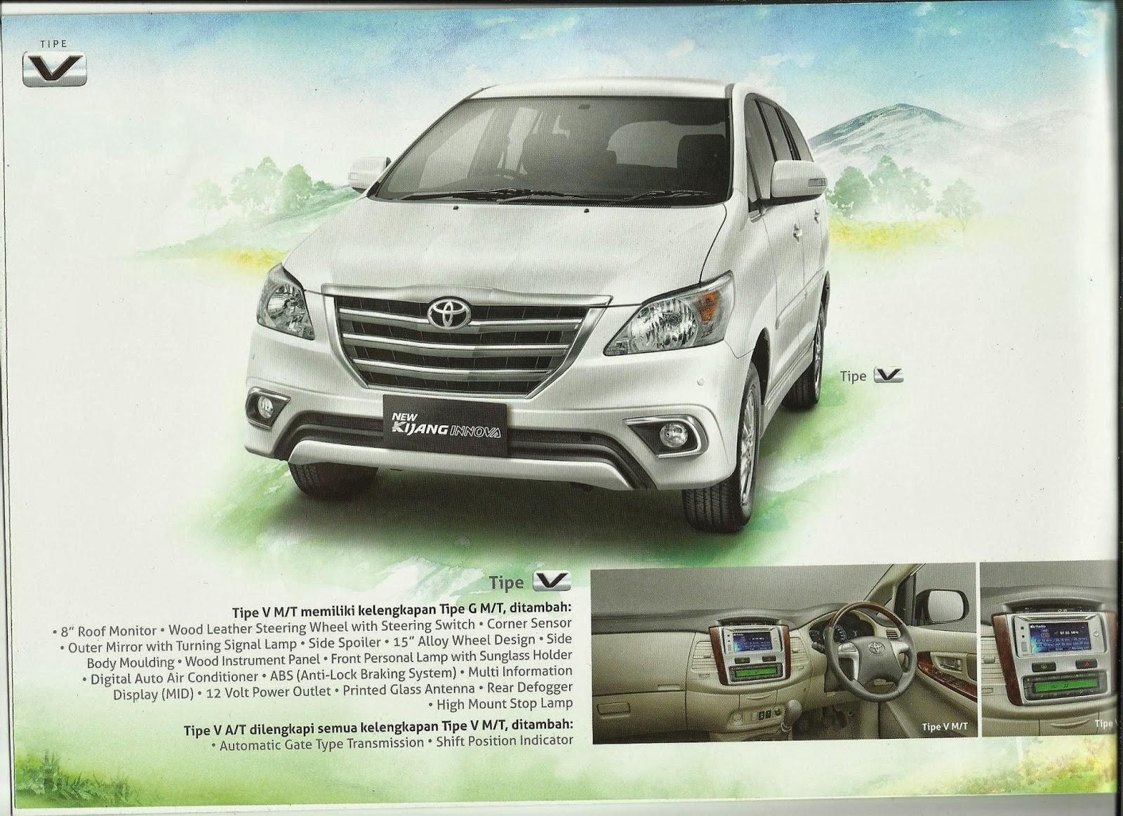 Suspensi All New Kijang Innova Jok Grand Avanza Auto2000 Karawang Brosur Dan Spesifikasi