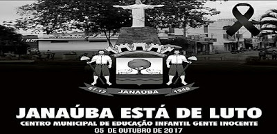 Resultado de imagem para TRAGÉDIA DE JANAUBA