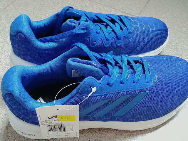 Adidas runner, Citygate Outlets, Tung Chung, Hong Kong