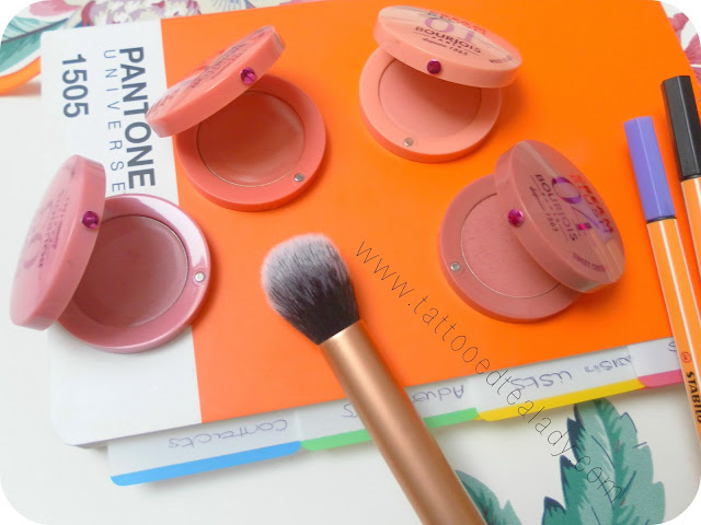 A picture of Bourjois Cream Blushes